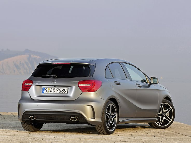 Mercedes-Benz A200 Style Package