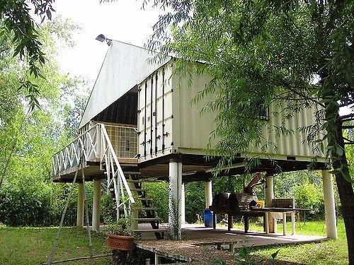 https://flic.kr/p/uuZ7y | Containers House | Casa hecha con containers en el tigre