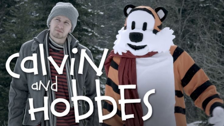 This is still just so good it makes me wish it really existed.  Calvin and Hobbes: The Movie (Trailer) | Gritty Reboots