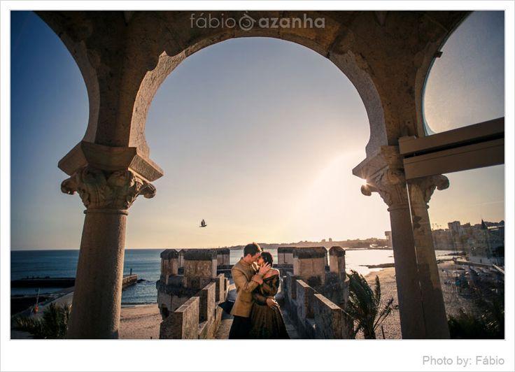Forte da Cruz Wedding in Estoril Lisbon, Indian Wedding Portugal