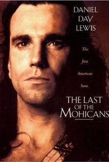 The Last of the Mohicans-Daniel Day Lewis