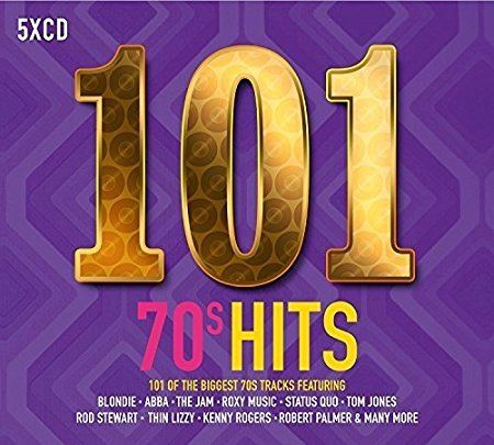 101 70s Hits By Various Artists                               (Artist)