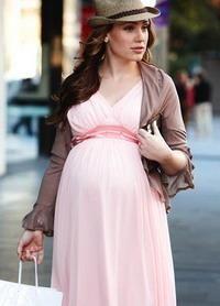 Стильная обувь для беременных