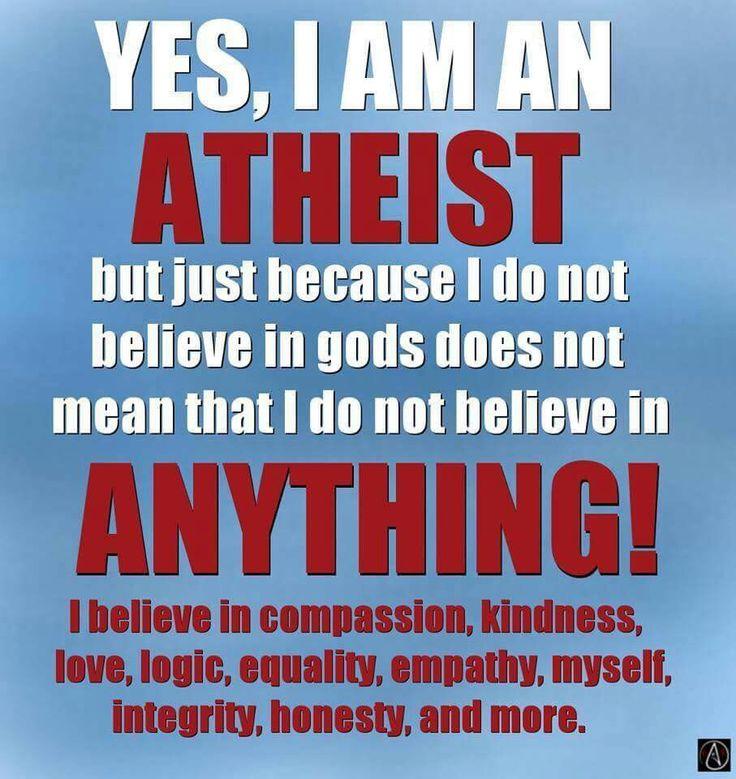 I'm Good Without God! DayOfReason Atheism Atheist