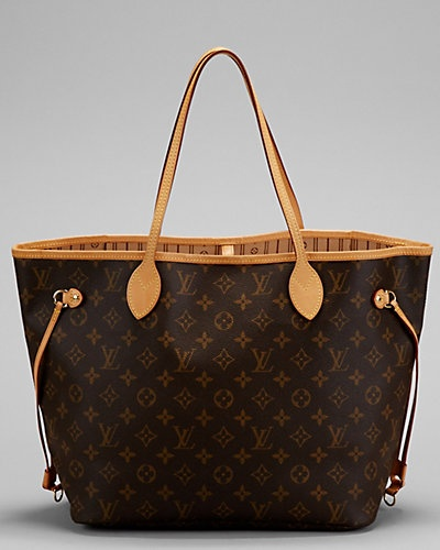 Louis Vuitton Monogram Canvas Neverfull MM x my next bag x
