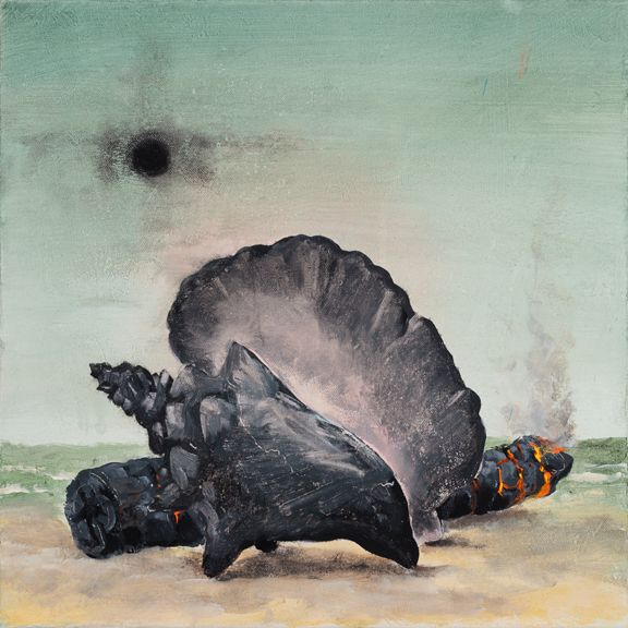 Burnt Offerings #1 by Kevin Sloan