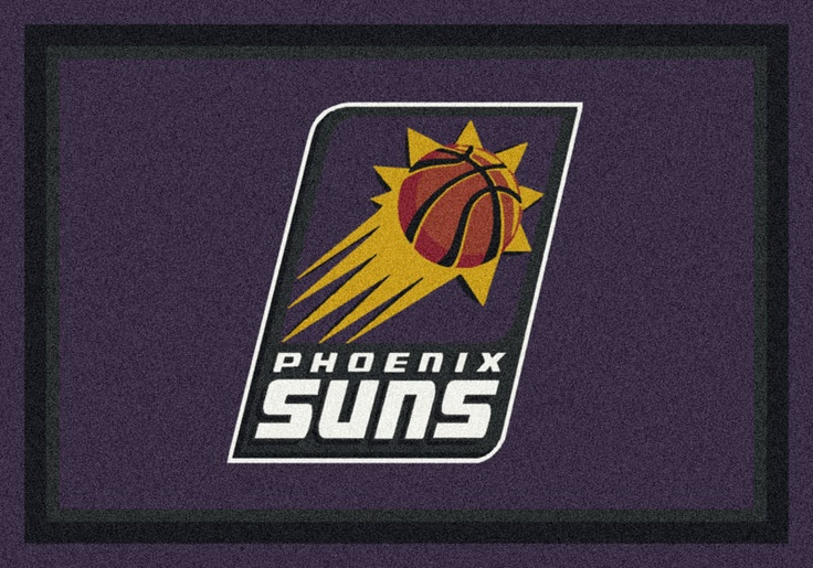 Phoenix Suns Area Rug Nba Area Rugs Pinterest Nba