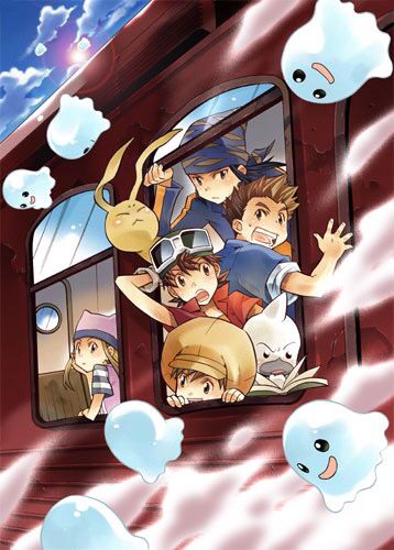 Digimon frontier                                                       …