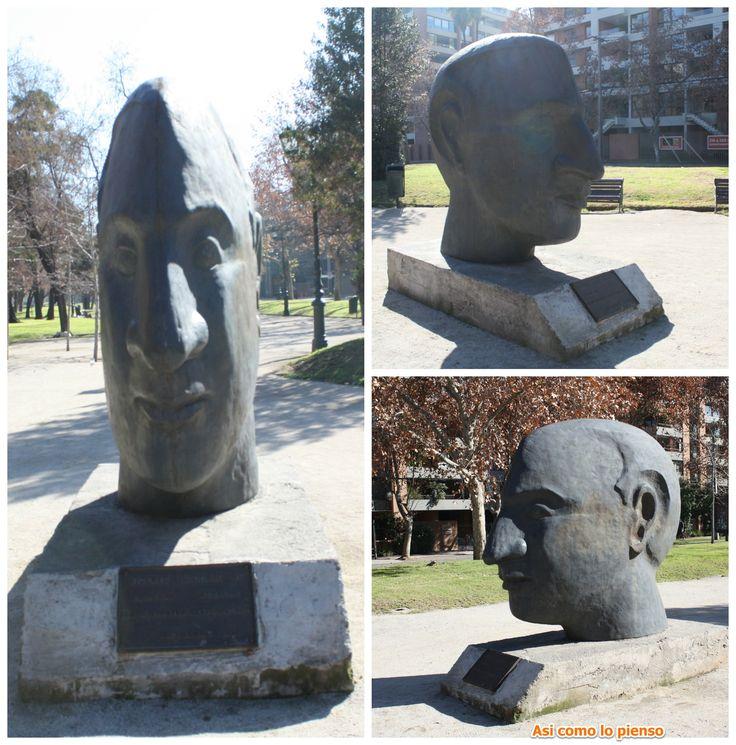 Iniciativa blogger traveller para mostrar nuestras ciudades con un tema asignado por mes: Monumentos en Vespucio