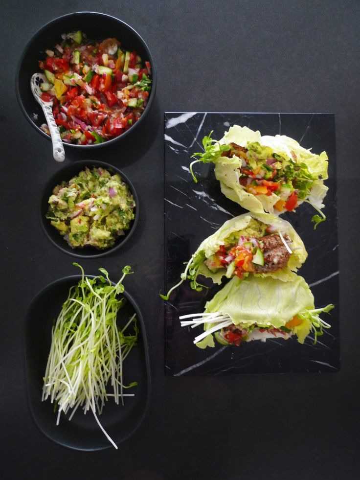 Lettuce Cup Taco Family Meal | charlotteats