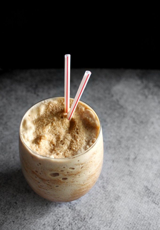 Iced coffee recepten cappuccino