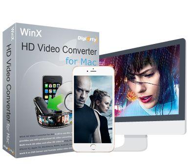 2017 Best HEVC/H.265 Converter for Mac Review | WinXDVD