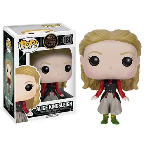 Would love to add her to my Alice Through the Looking Glass Alice Pop! Vinyl…