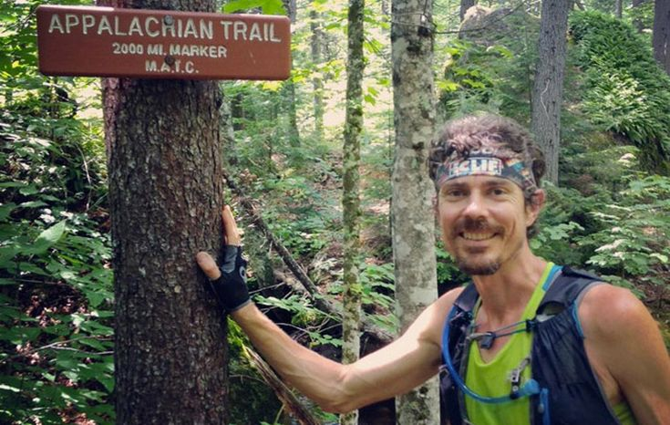 <p>Jurek recently smashed the Appalachian Trail record, completing the entire 2,160-mile trek through rough terrain in 46 days, 8 hours, and 10 minutes. </p>