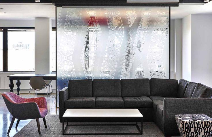 Holt Renfrew Store Support Center | GHD | Graham Hanson Design
