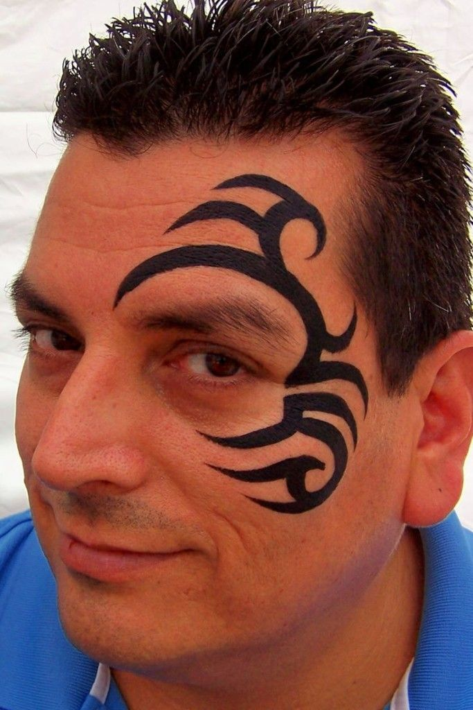 1000 images about face tattoos for 2015 on pinterest latest tattoos tatuajes and girl face. Black Bedroom Furniture Sets. Home Design Ideas