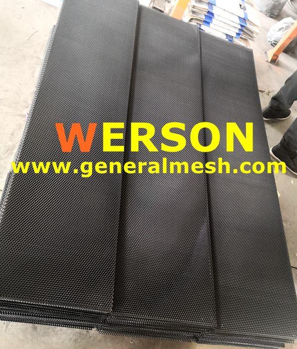 100 X 30cm Aluminium Racing Grille Mesh Aluminium Car Front Grilles