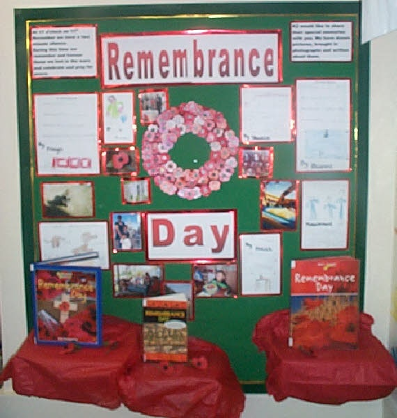 Remembrance Day from Chrissie