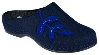 szjdesign: shoe surface design - leaves, Berkemann felt application