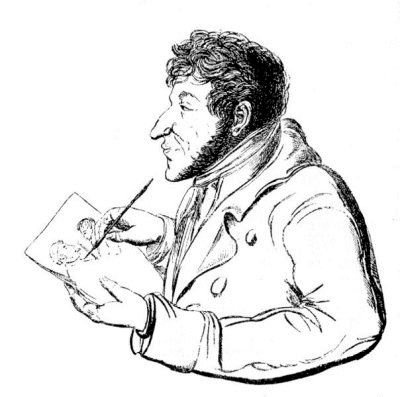 """June 25th """"Think of the wonderful circles in which our whole being moves and from which we cannot escape no matter how we try. The circler circles in these circles.""""    The  author of fantasy and horror, jurist, composer, music critic, draftsman and caricaturist E.T.A. Hoffmann died today, 190 years ago, at the age of 46 in Berlin. Being almost a prophet without honour in his own land, his admirers range from Balzac and Hugo to Pushkin and Dostoevski to Edgar Allan Poe and Wagner."""