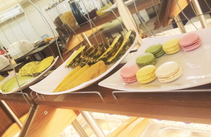 Flavors to share, Senses to explore.... Part II Our new breakfast restaurant is waiting for you to explore and share...