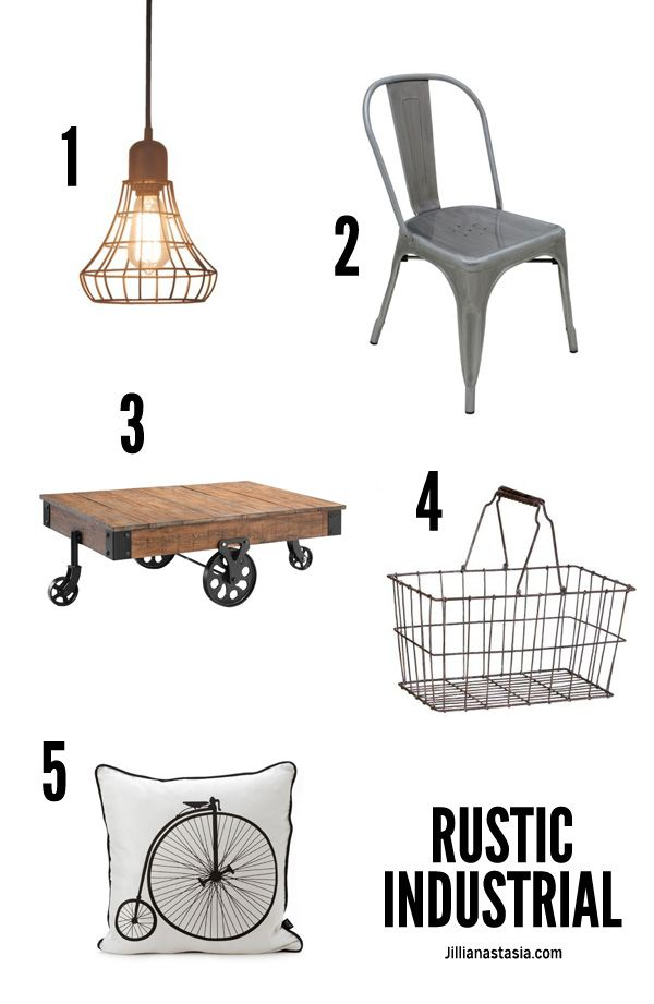Rustic Industrial Vintage With An Edge, Home Decor, Painted Furniture,  Rustic Furniture, If You D Like To Add An Industrial Aesthetic To Your  Space Here Are ...