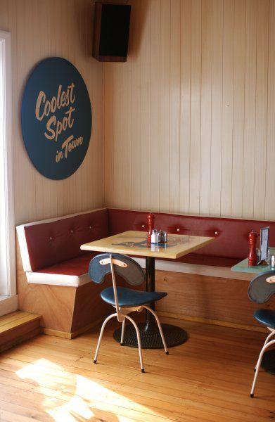 Maranui Cafe at Maranui Surf Life Saving Club, Lyall Bay, Wellington - Gallery