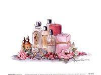 Scent Of Rose Fine Art Print