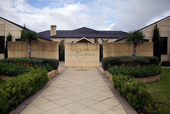 It's all about Margan at Broke in the Hunter Valley. Restaurant, Cellar Door and Kitchen Garden #HunterValley