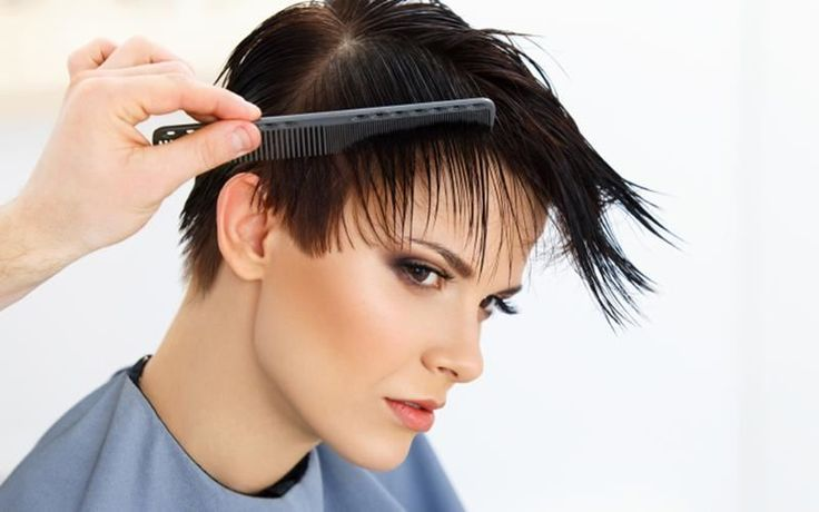 Frisky Deals-Haircut, Blow-Dry, and Style with option to add Keratin Treatment or Color (50% off )