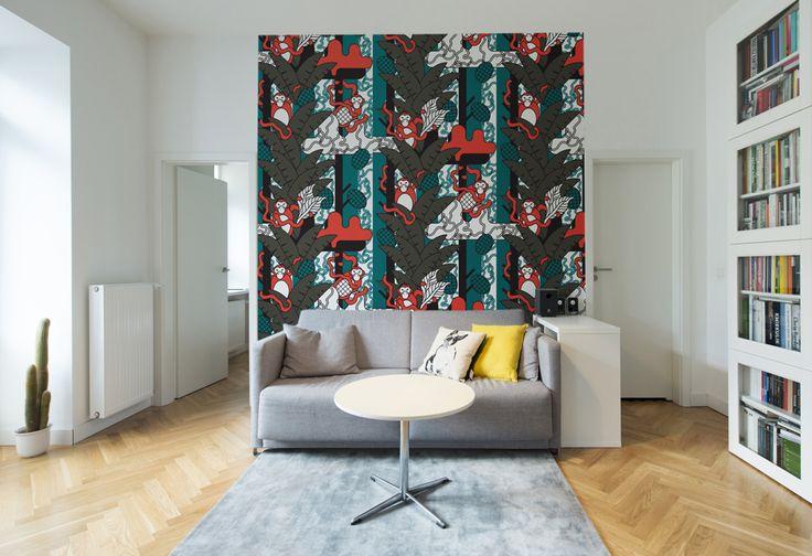 Tapeta Macao / Pattern