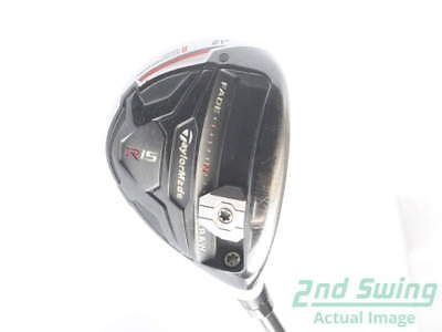 TaylorMade R15 Fairway Wood 5 Wood HL 21 Graphite Regular Right 42 in