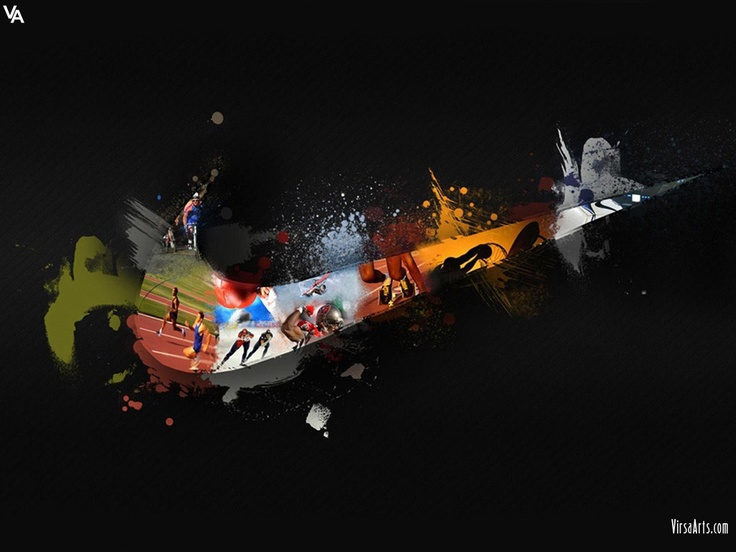 Sport Wallpaper Behance: 60 Best Images About Nike On Pinterest