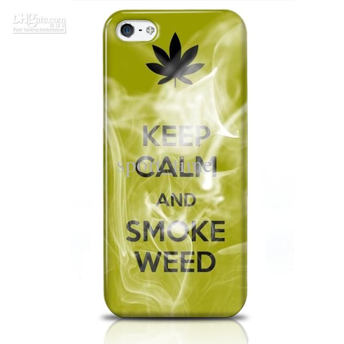 cheap iphone 4 cases | Keep Calm and Smoke Weed Case Iphone 4 4S 5 Cases Cheap Cases Iphone 5 ...