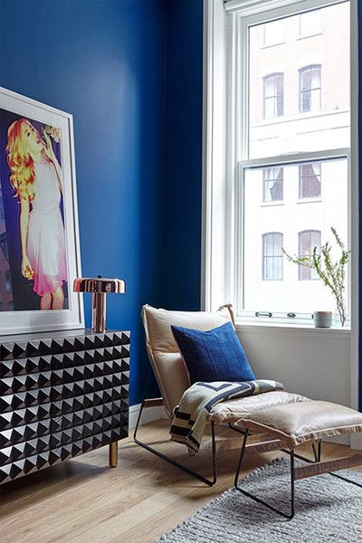 Tie It In - 15 Reasons Why You Need To Paint Your Walls A Jewel Tone - Photos
