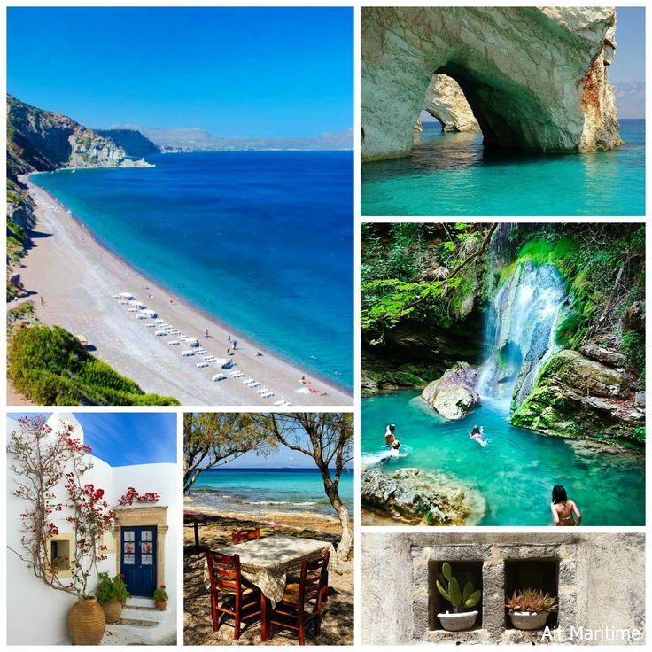 Kythira Island , Greece