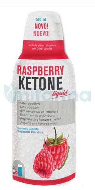 Biocol Raspberry Ketone Liquido 500ml. Cetona de Frambuesa   Raspberry Ketone Liquido 500ml. Rico en cetonas de frambuesa. Programa para hombre y  mujer. Sabor agradable. Contiene edulcorante.</p>