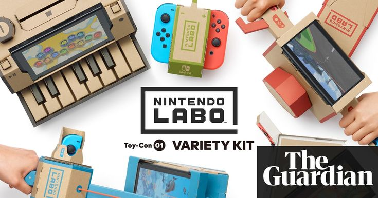 Nintendo Labo turns Switch console into interactive toys 'like cardboard Lego'   N  https://www.nehans.net/nintendo-labo-turns-switch-console-into-interactive-toys-like-cardboard-lego/