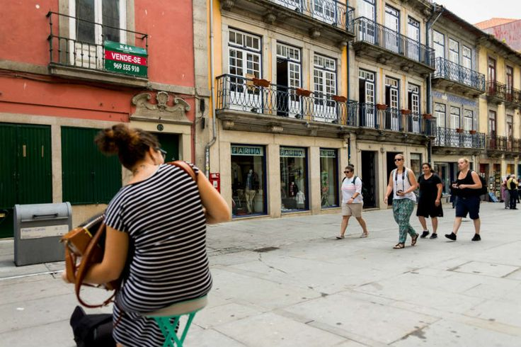 Turismo transforma Porto em cidade mais globalizada e menos tradicional #PortoCanal #Acordar #ViagemOnline #PauloFrias 16.05.2016