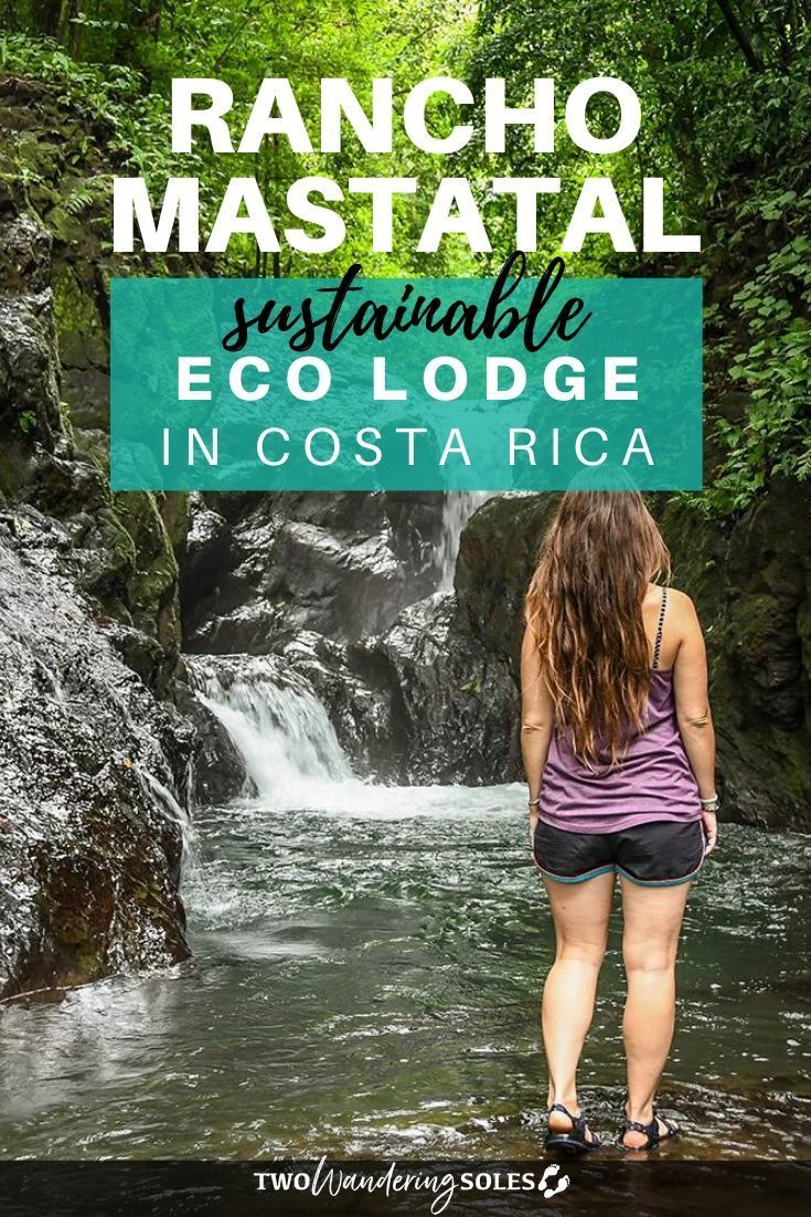 Rancho Mastatal Sustainable Eco Lodge In Costa Rica Outdoor