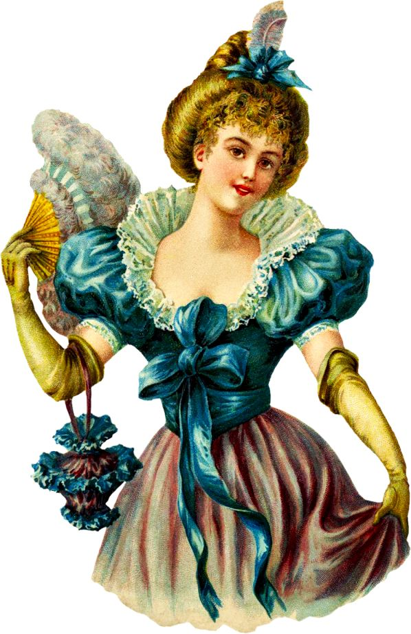 http://123clipartpictures.com/wp-content/uploads/2015/09/Victorian-Women-Clipart-3.png: