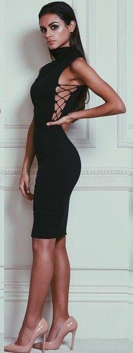 awesome zwarte jurk combineren met schoenen 10 beste outfits