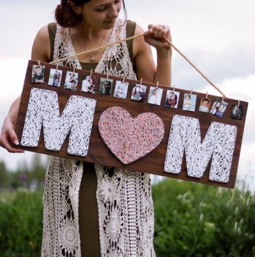Beste DIY Muttertagsgeschenke, die jeder machen kann