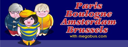 Cheap bus and train travel in the UK, Europe and Ireland | megabus.com