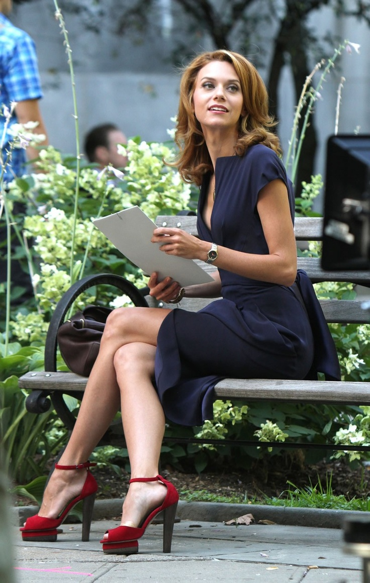 "Hilarie Burton on ""White Collar."""