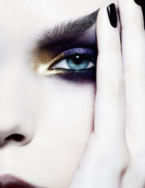 Meghan Collison photographed by Ben Hassett for Dior Magazine #2