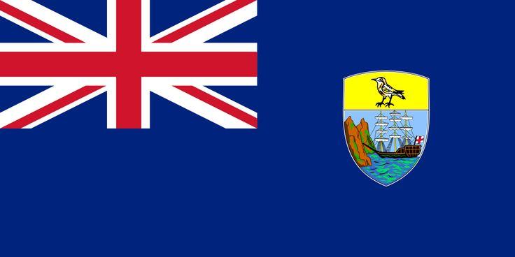 Flag of Saint Helena Island