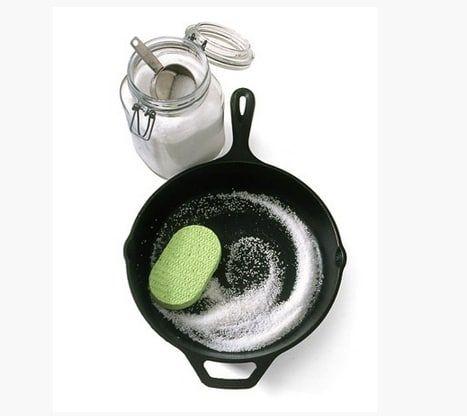98 mejores im genes de como limpiar los utensillos en - Limpieza de casa con sal ...
