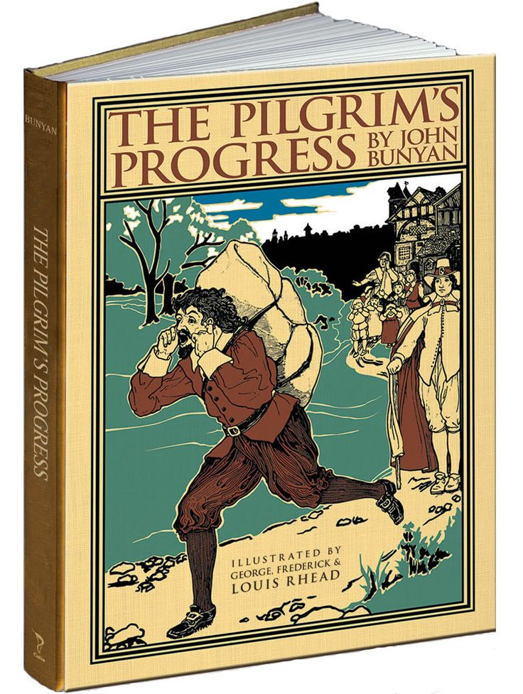 Universally known for its simplicity, vigor, and beauty of language, this captivating Christian allegory of man's religious journey follows a pilgrim as he travels the hazardous road to the Celestial