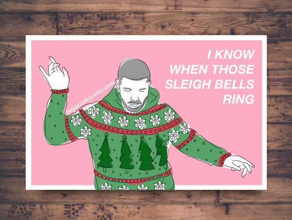 32 best Christmas images on Pinterest | Drake, Hotline bling and Gifts